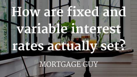 How are interest rates set?