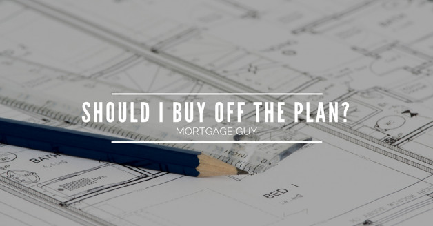 Risks of Buying Off the Plan