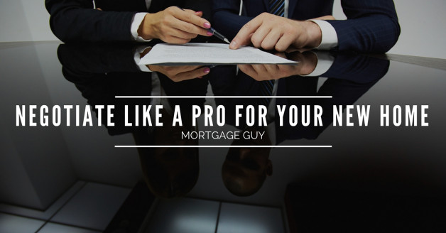 Successful negotiation tips for first homebuyers