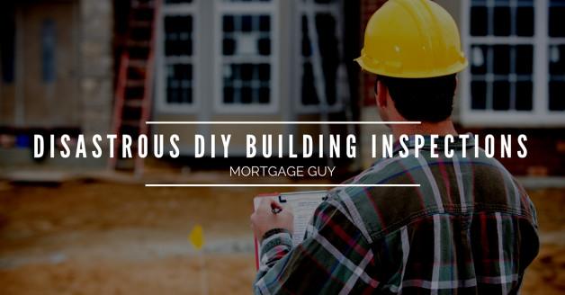 DIY building inspections – money saver or major mistake?