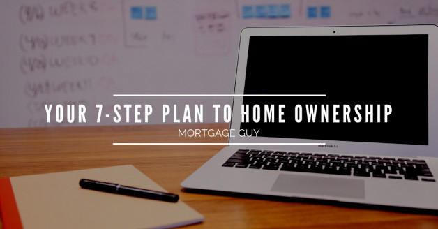How to buy a house in 7 steps